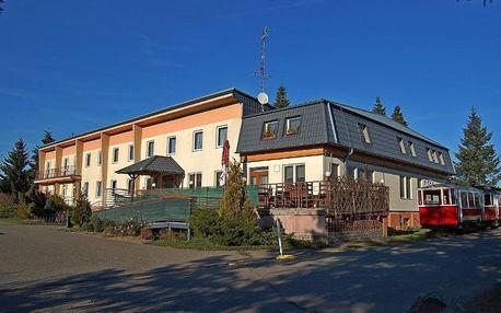 Jižní Morava: Hotel Vrchovina