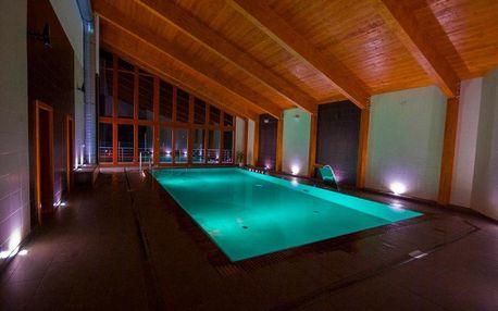 Hotel Horal v Rožnově s krásným wellness