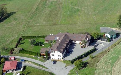 Ostravsko - Slezsko: Penzion Silma