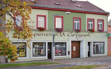 Střední Morava: Penzion u Grygarů