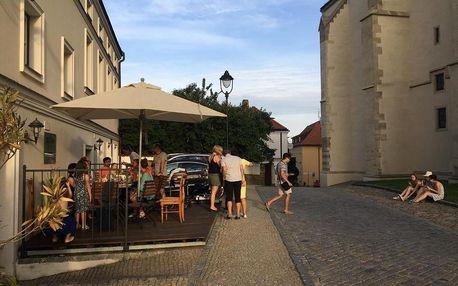 Znojmo, Jihomoravský kraj: Rezidence Zvon
