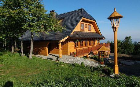 Navštivte Stezku Valaška: Hotel Mamenka