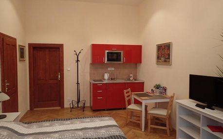 Praha a okolí: Epifanie apartments