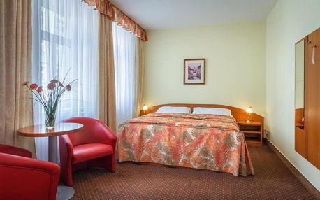Praha a okolí: Hotel Seifert