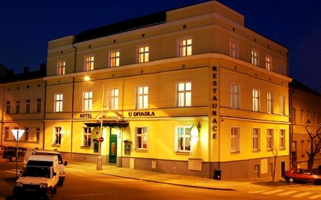 Jižní Morava: Hotel U Divadla
