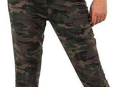 Dámské kalhoty s kšandami Realty Jeans