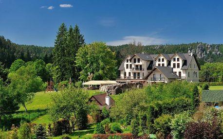 Krásy Broumovska: Hotel Javor