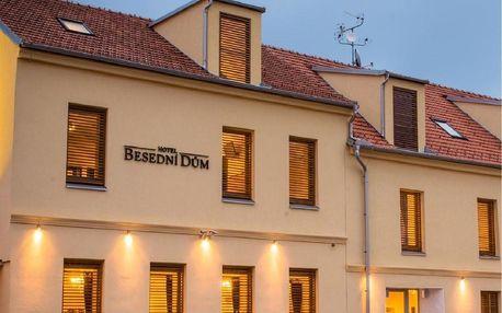 Valtice, Jihomoravský kraj: Wine & Wellness hotel Besední dům