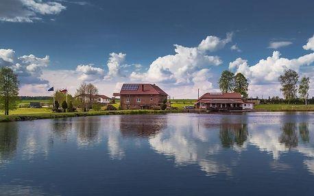 Rodinny hotel Zlatý potok v krásné šumavské přírod