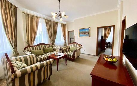 Teplice, Ústecký kraj: Hotel Giovanni Giacomo