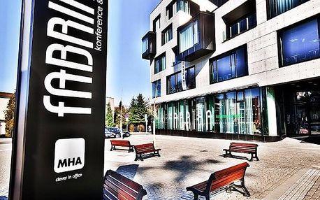 Humpolec, Vysočina: Fabrika Hotel