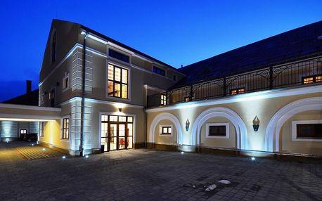Klášter Hradiště nad Jizerou: Hotel Malý Pivovar s pivními lázněmi