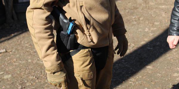 Kurz na získání zbrojního průkazu – praktická část2