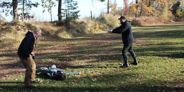 Kurz na získání zbrojního průkazu – praktická část5