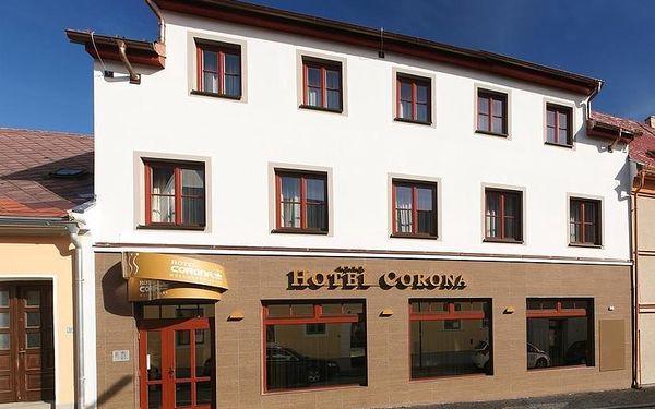 Kaplice: Hotel Corona