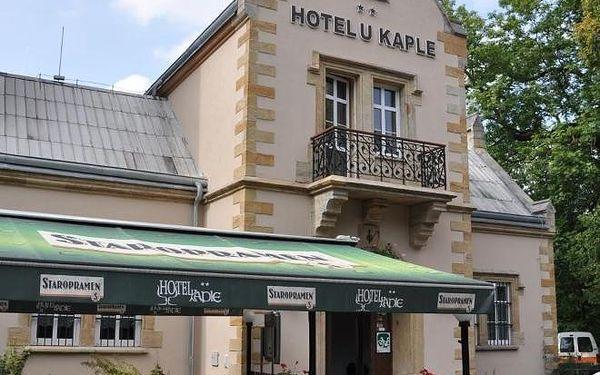 Děčín, Ústecký kraj: Hotel U Kaple