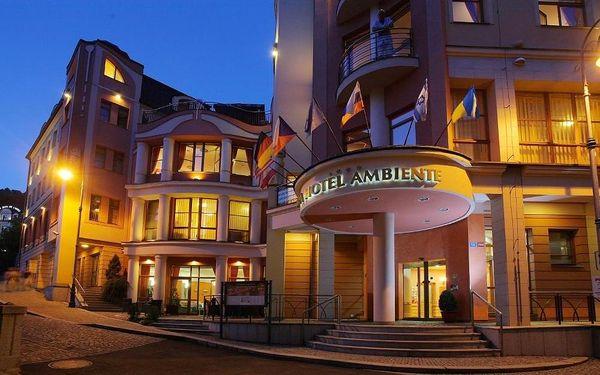 Západočeské lázně: Wellness & Spa Hotel Ambiente