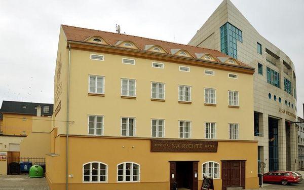 Ústí nad Labem, Ústecký kraj: Pivovar Hotel Na Rychtě