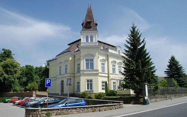 Česká Kanada: Hotel Nobys