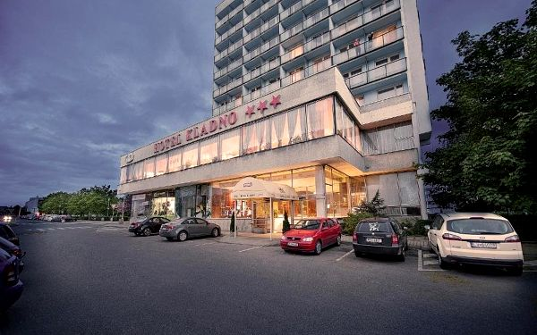 Kladno, Středočeský kraj: Hotel Kladno