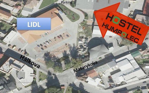 Humpolec, Vysočina: Hostel Humpolec