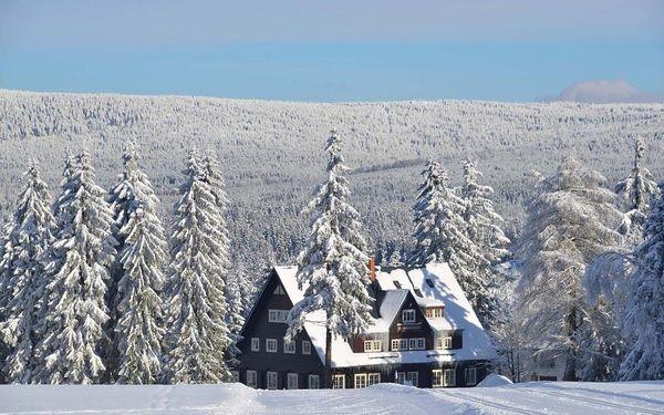 Prezidentská chata v srdci Jizerských hor