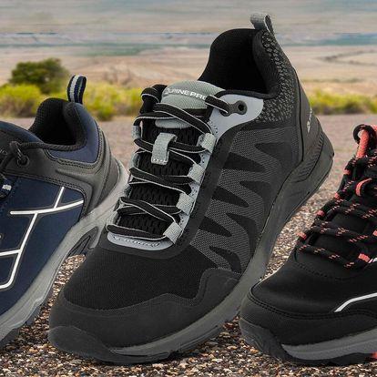 Na výšlap do přírody: outdoorová obuv Alpine Pro