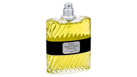 Christian Dior Eau Sauvage Parfum 2017 100 ml parfémovaná voda tester pro muže