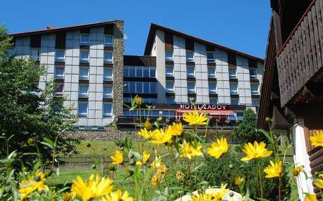 Odpočinkový pobyt pro dva v horském hotelu na Šumavě - 2 noci