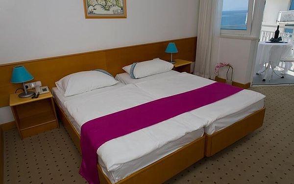 Hotel a depandance Labineca, Makarská riviéra, vlastní doprava, snídaně v ceně3