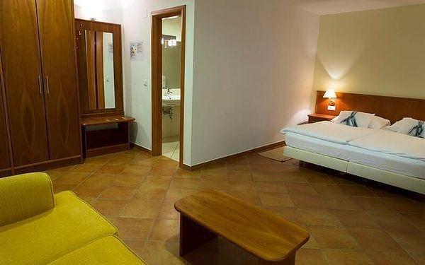 Hotel a depandance Labineca, Makarská riviéra, vlastní doprava, snídaně v ceně5