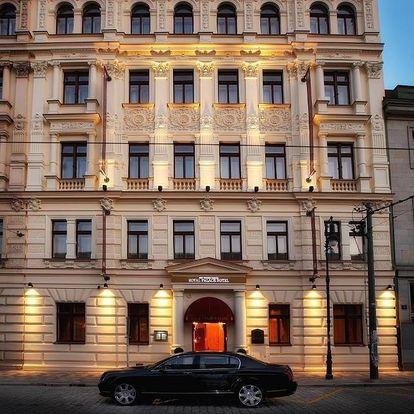 Praha: Luxury Family Hotel Royal Palace