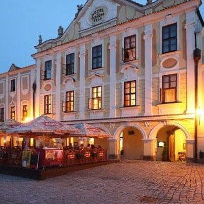 Česká republika, Vysočina, vlastní dopravou na 8 dní snídaně