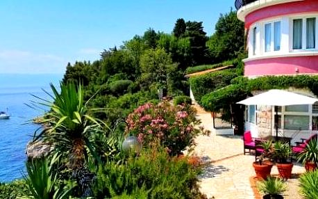 Dovolená v Chorvatsku na pláži Kraljevica v 4 * Villa Dora