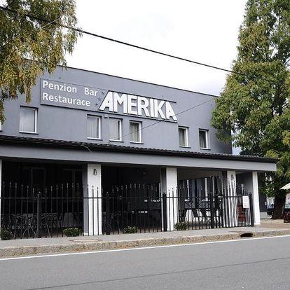 Havířov, Moravskoslezský kraj: Restaurace a hotel Amerika