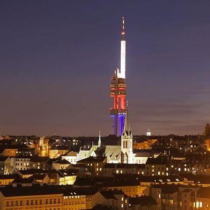 Praha jako na dlani. Unikátní úchvatné výhledy na metropoli zptačí perspektivy
