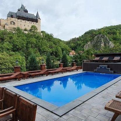 Karlštejn, Středočeský kraj: Hotel Karlštejn Vinice