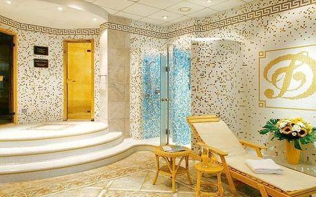 Přepychová dovolená s wellness balíčky v hotelu Dvorak Spa & Wellness v K. Varech
