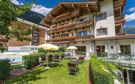 Tyrolsko s luxusním wellness a půjčením kol v luxusním hotelu Gutshof Zillertal****