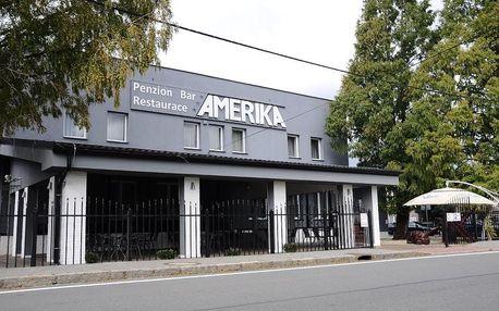 Havířov, Moravskoslezský kraj: Restaurace a penzion Amerika