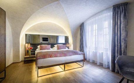 Stylové ubytování v historickém domě naproti Valdštejnskému paláci