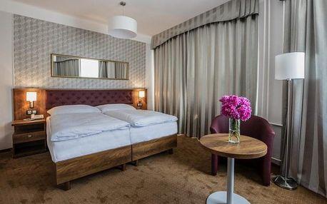 Luxusní lázeňský odpočinek přímo na poděbradské kolonádě v hotelu Bellevue Tlapák****