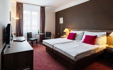 Dopřejte si výhody mít vše blízko díky pohodlně umístěnému hotelu Harmony