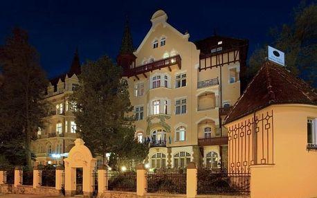Péče v komfortu čtyřhvězdičkového hotelu Smetana Vyšehrad