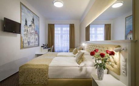Úchvatná historie s nádechem moderny ve čtyřhvězdičkovém Hotelu Taurus