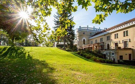 Piknikové odpoledne s dobrotami z Chateau St. Havel****