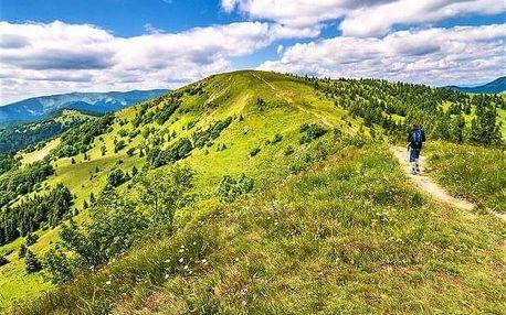 Turistika srdcem Slovenska