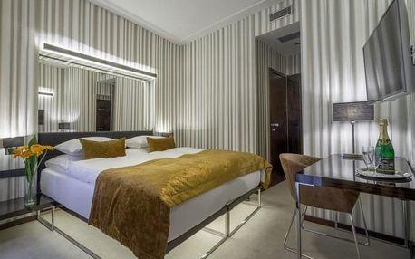Pohovte si vunikátní budově čtyřhvězdičkového hotelu Clementin vcentru Prahy