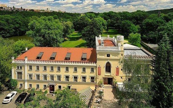 3denní pobyt pro 2 v Chateau St. Havel**** v Praze4