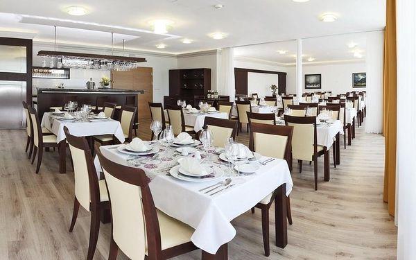 Lázeňský & Wellness Hotel Niva, Střední Morava, vlastní doprava, snídaně v ceně2